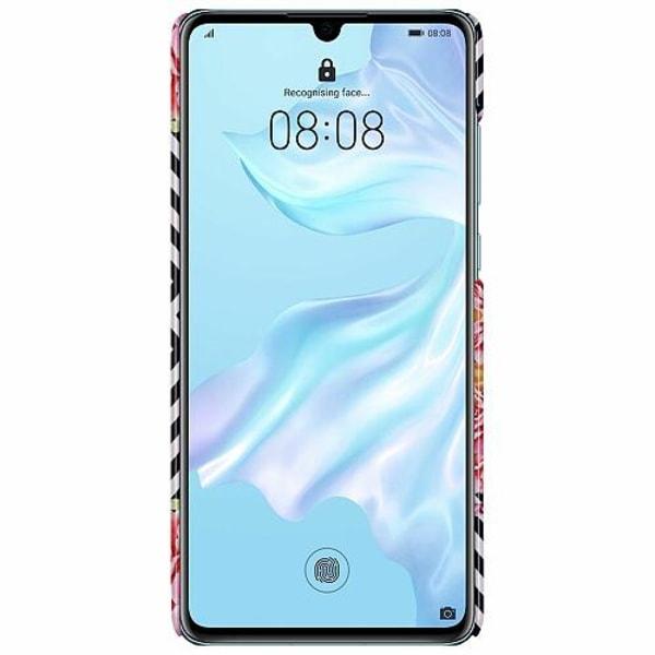 Huawei P30 LUX Mobilskal (Glansig) Blommor