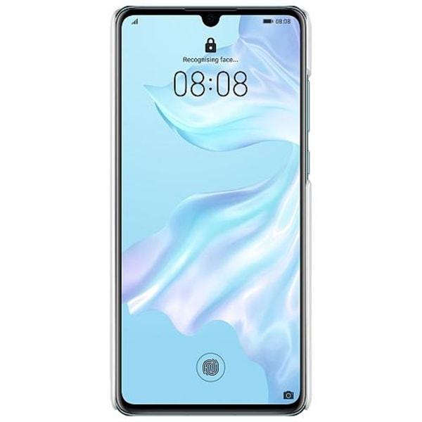 Huawei P30 LUX Mobilskal (Glansig) BOARDING PASS - CDG