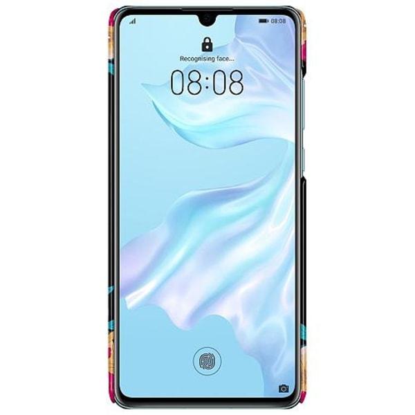 Huawei P30 LUX Mobilskal (Glansig) Bokstaven - S