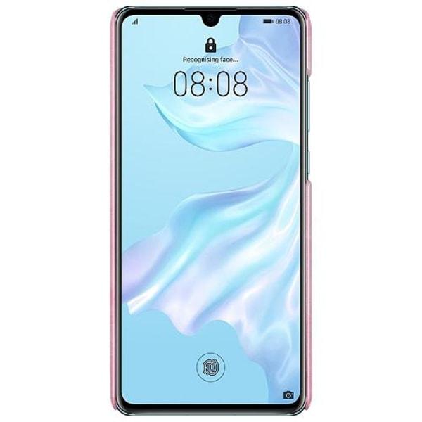 Huawei P30 LUX Mobilskal (Glansig) Cloudy Pink