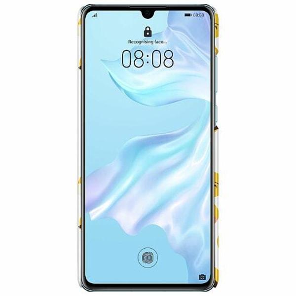 Huawei P30 LUX Mobilskal (Glansig) Emoji Mania
