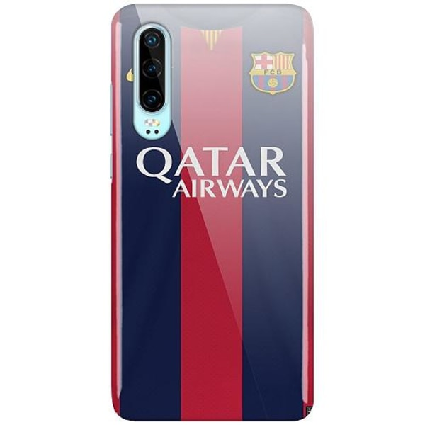Huawei P30 LUX Mobilskal (Glansig) FC Barcelona