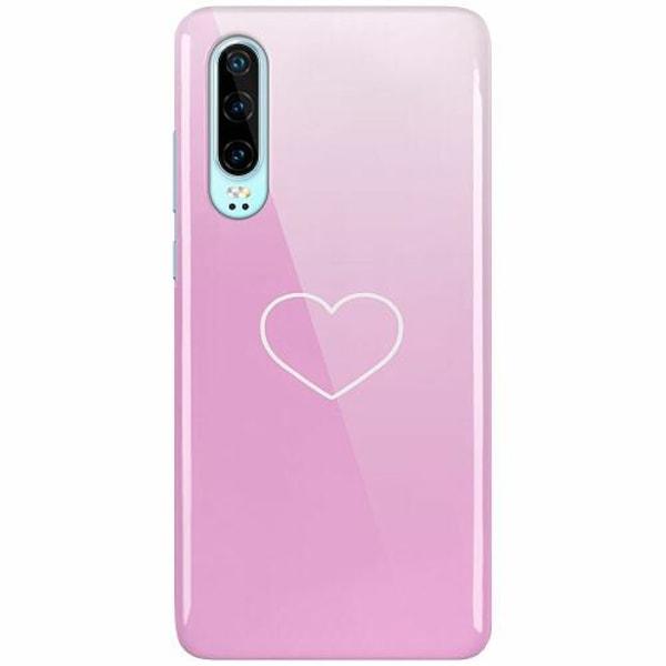 Huawei P30 LUX Mobilskal (Glansig) Hjärta