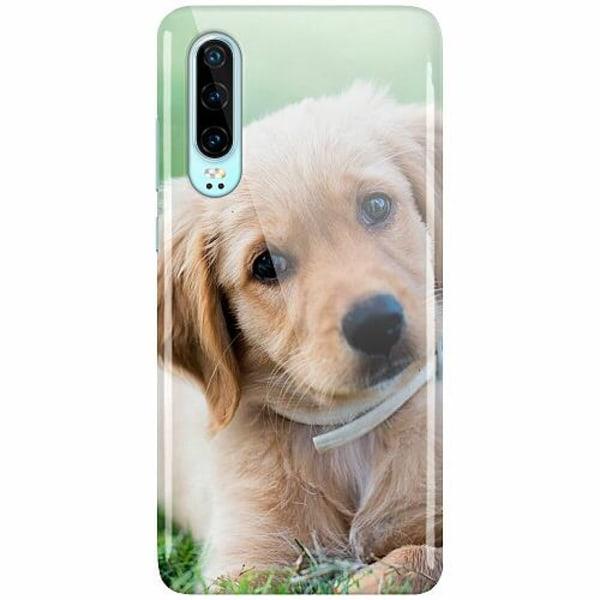 Huawei P30 LUX Mobilskal (Glansig) Hund