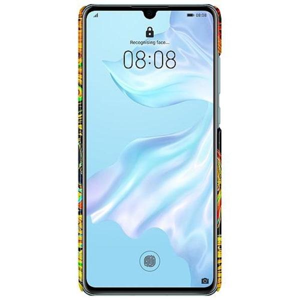 Huawei P30 LUX Mobilskal (Glansig) Inverted Intensity