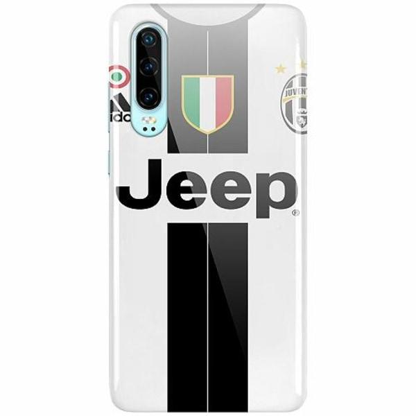 Huawei P30 LUX Mobilskal (Glansig) Juventus Football