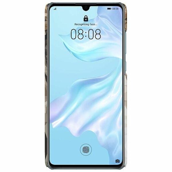 Huawei P30 LUX Mobilskal (Glansig) Lejon