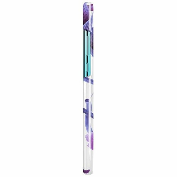 Huawei P30 LUX Mobilskal (Glansig) Lilac Bloom