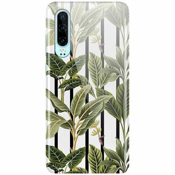 Huawei P30 LUX Mobilskal (Glansig) Löv