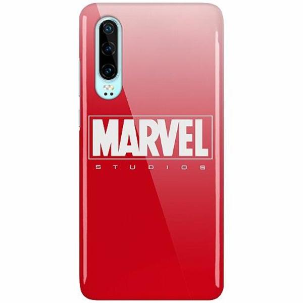 Huawei P30 LUX Mobilskal (Glansig) Marvel