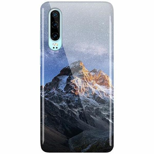 Huawei P30 LUX Mobilskal (Glansig) Mountains