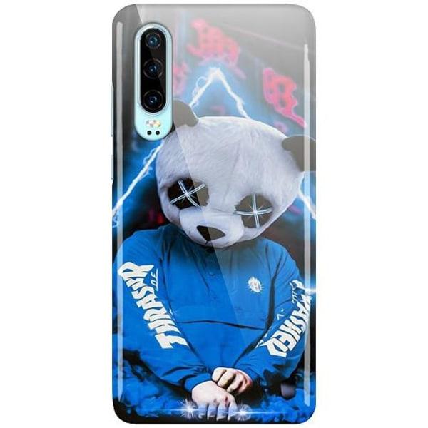 Huawei P30 LUX Mobilskal (Glansig) Panda