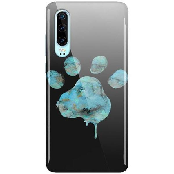 Huawei P30 LUX Mobilskal (Glansig) Paw