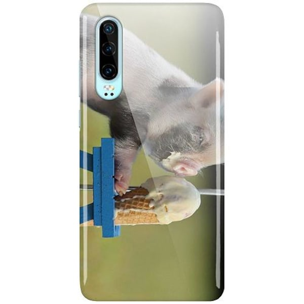 Huawei P30 LUX Mobilskal (Glansig) Piggy