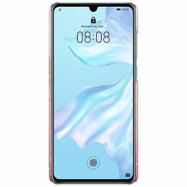Huawei P30 LUX Mobilskal (Glansig) Soft Pink Marble