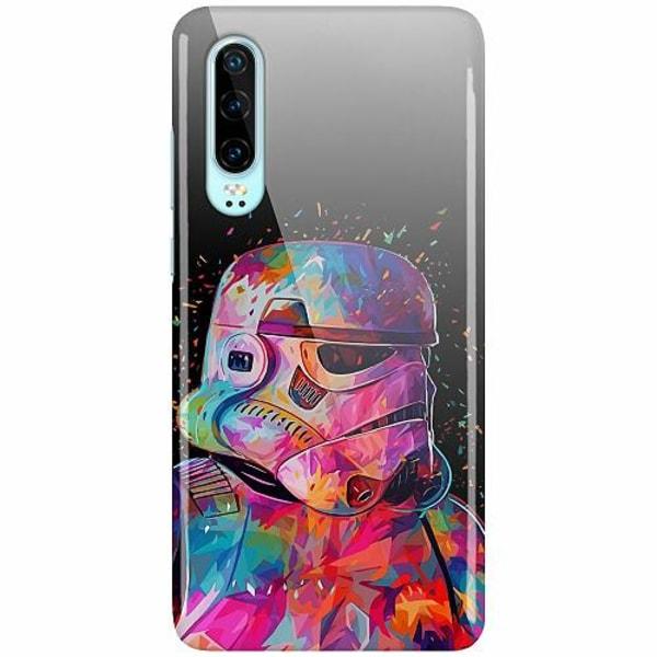 Huawei P30 LUX Mobilskal (Glansig) Star Wars Stormtrooper