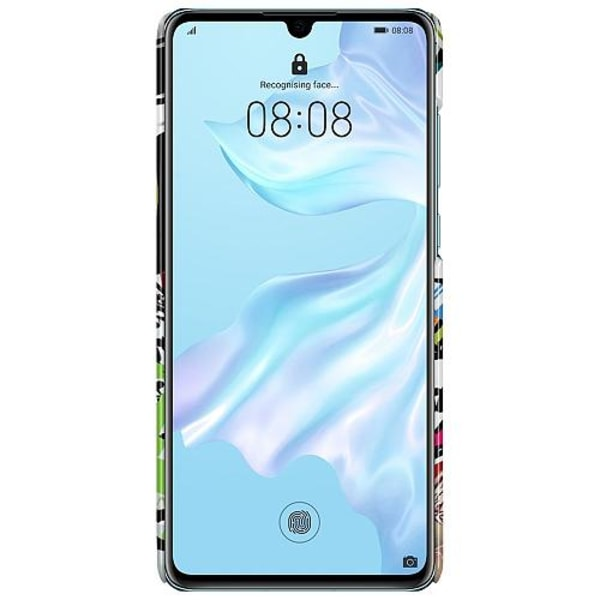 Huawei P30 LUX Mobilskal (Glansig) STICKERS