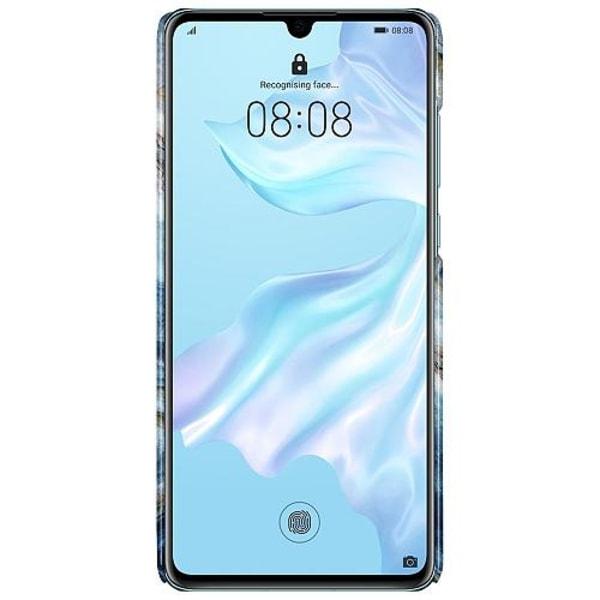 Huawei P30 LUX Mobilskal (Glansig) TROPICAL SHORES