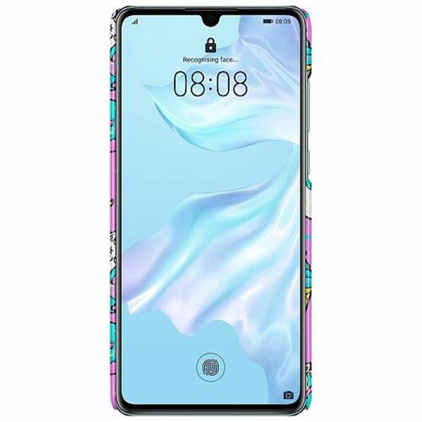 Huawei P30 LUX Mobilskal (Glansig) Unicorns
