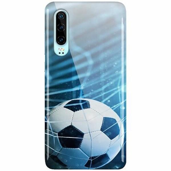 Huawei P30 LUX Mobilskal (Glansig) VM Fotboll 2018
