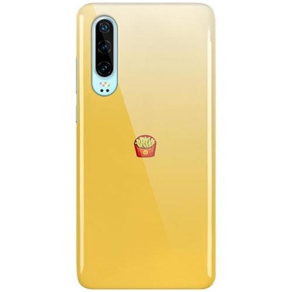 Huawei P30 LUX Mobilskal (Glansig) Yellow