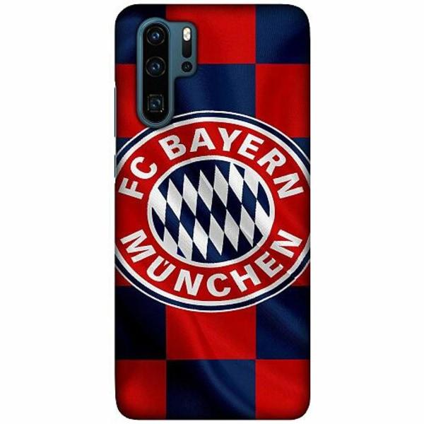 Huawei P30 Pro LUX Mobilskal (Matt) FC Bayern München