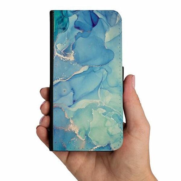 Samsung Galaxy A20s Mobilskalsväska Aquatic Anima