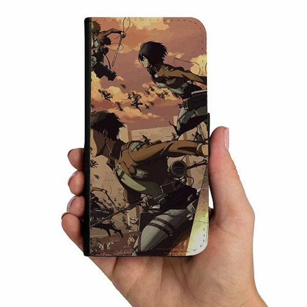 Samsung Galaxy A52 5G Mobilskalsväska Attack On Titan