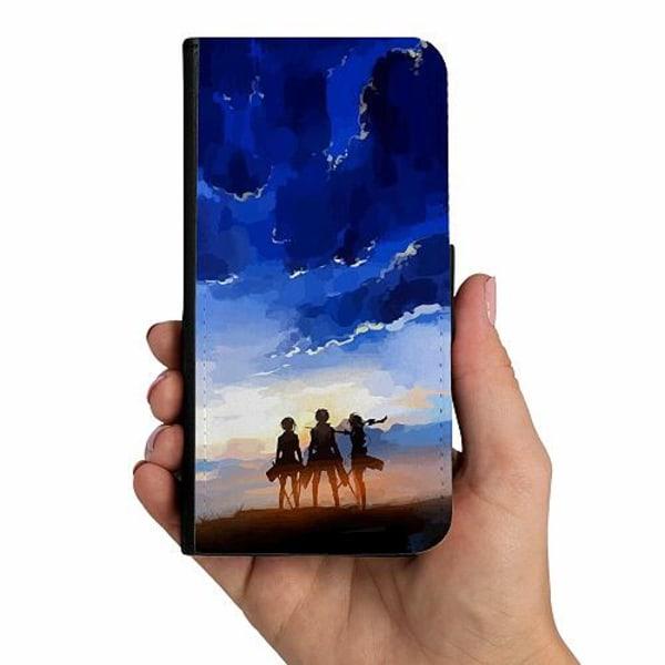 Samsung Galaxy A10 Mobilskalsväska Attack On Titan