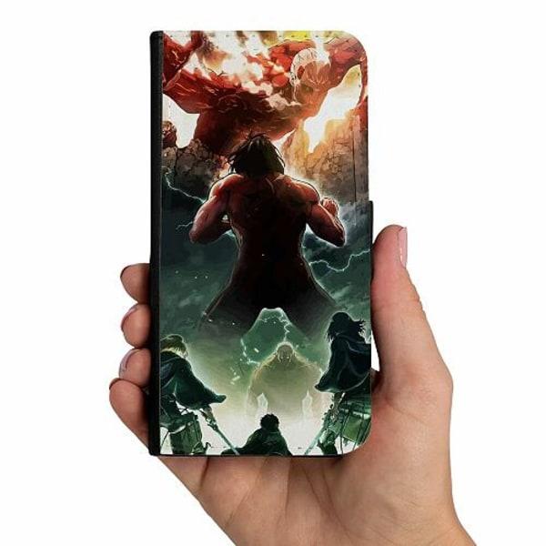 Samsung Galaxy A20s Mobilskalsväska Attack On Titan