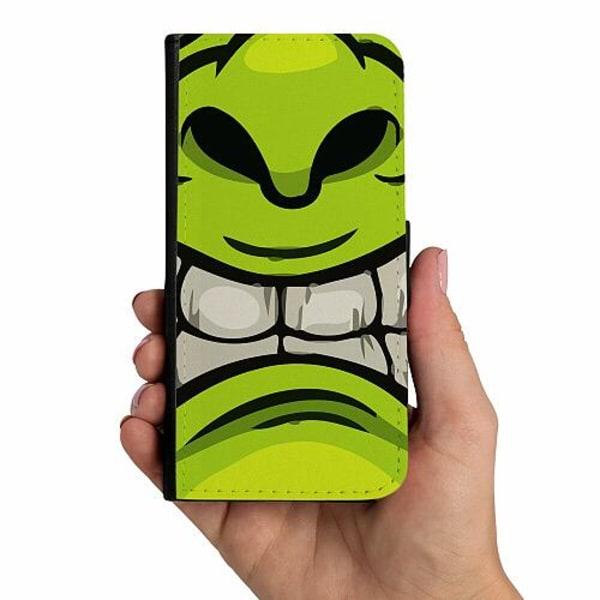 Samsung Galaxy A10 Mobilskalsväska Green Witch
