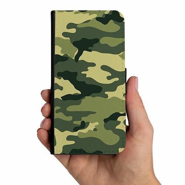 Samsung Galaxy A51 Mobilskalsväska Military