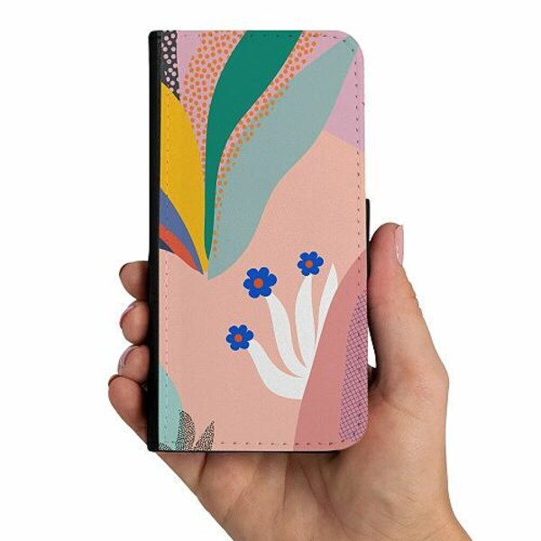 Samsung Galaxy A10 Mobilskalsväska Surfs Up, Coral