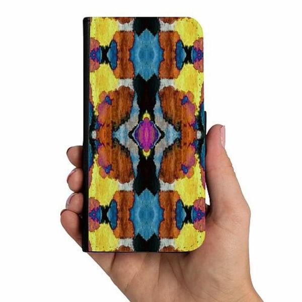 Samsung Galaxy A20s Mobilskalsväska Tapestry Delight