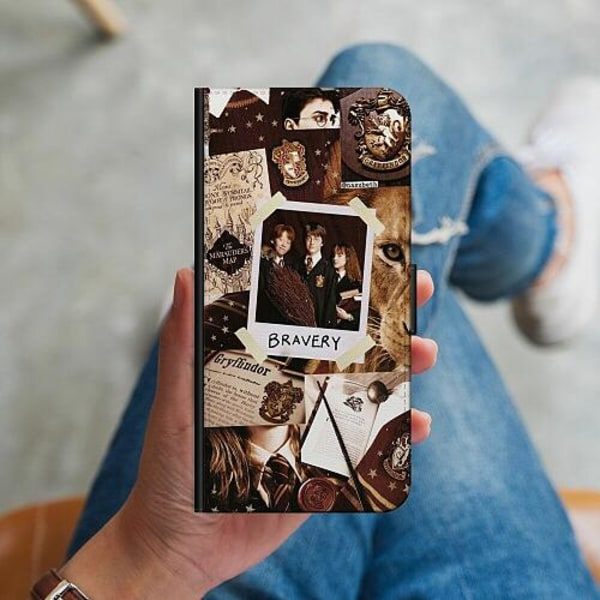 Samsung Galaxy A41 Plånboksskal Harry Potter