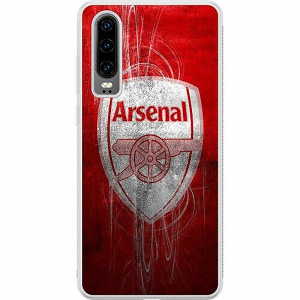 Huawei P30 Soft Case (Frostad) Arsenal