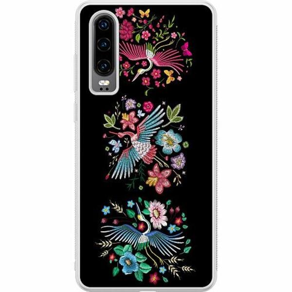 Huawei P30 Soft Case (Frostad) Birdie