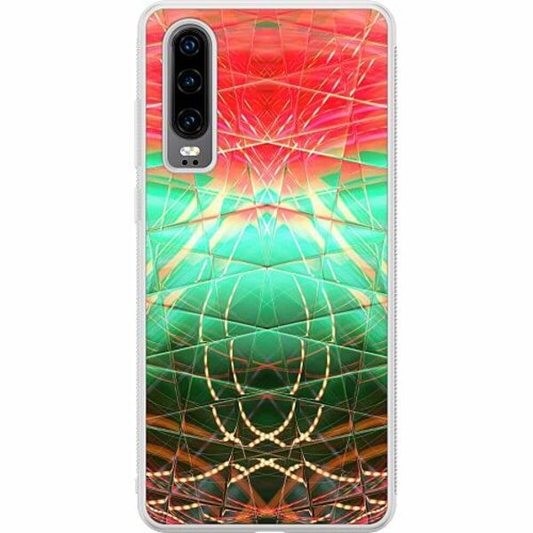 Huawei P30 Soft Case (Frostad) Pro-visions