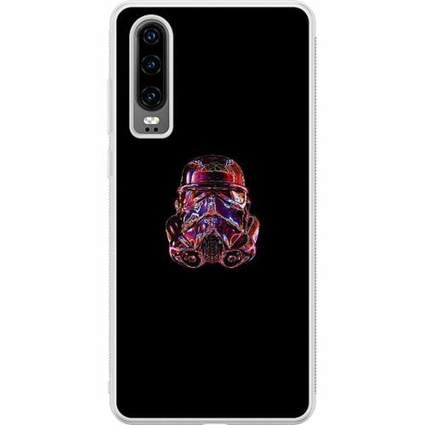 Huawei P30 Soft Case (Frostad)  Stormtrooper