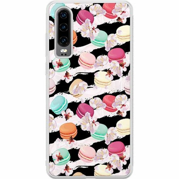 Huawei P30 Soft Case (Frostad) U Macaron Me Crazy