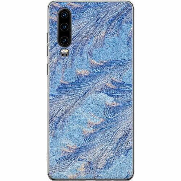 Huawei P30 TPU Mobilskal Arenaceous Feathers
