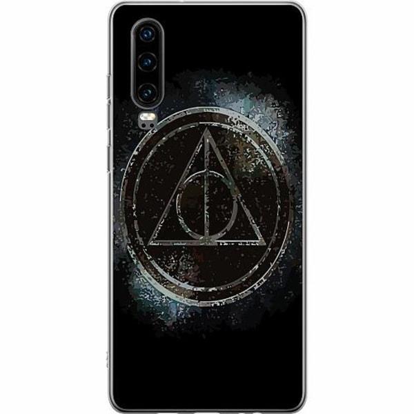 Huawei P30 TPU Mobilskal Harry Potter