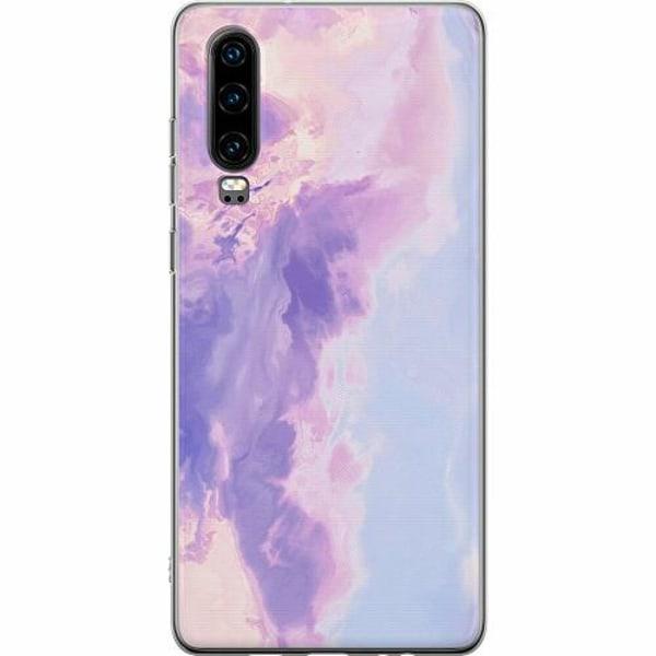 Huawei P30 TPU Mobilskal Pattern