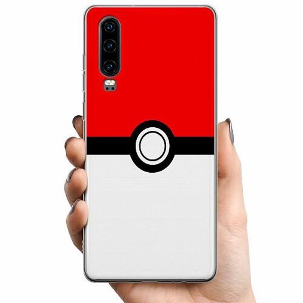 Huawei P30 TPU Mobilskal Pokemon