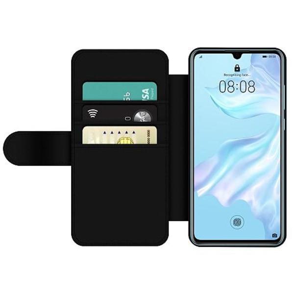 Huawei P30 Wallet Slimcase Yoda