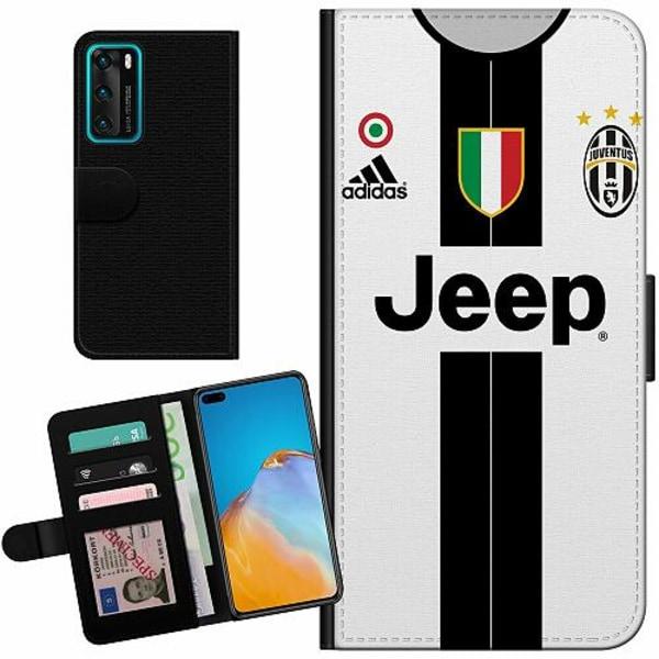 Huawei P40 Billigt Fodral Juventus Football