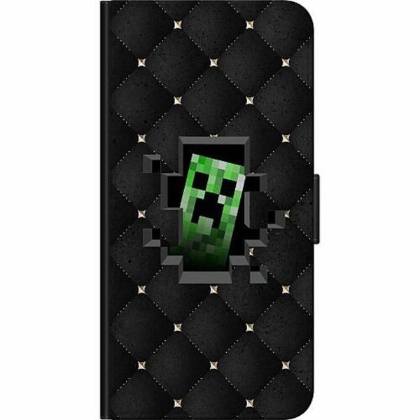 Samsung Galaxy S9 Billigt Fodral Minecraft