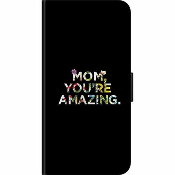 Samsung Galaxy S9 Billigt Fodral Mom, You're Amazing