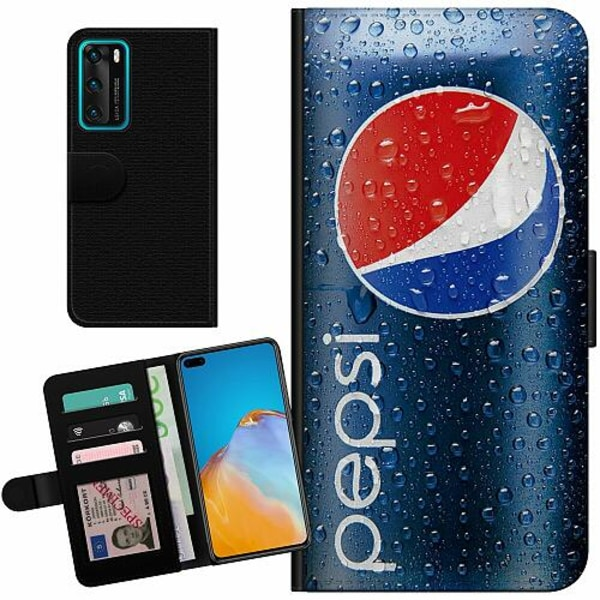 Huawei P40 Billigt Fodral Pepsi