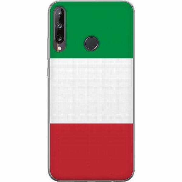 Huawei P40 Lite E Thin Case Italien / Italy